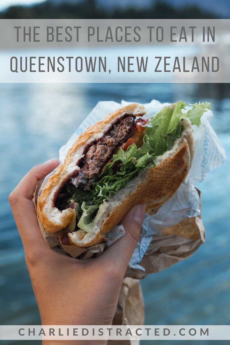 One Day in Queenstown, NZ: Where to Eat Breakfast, Lunch & Dinner