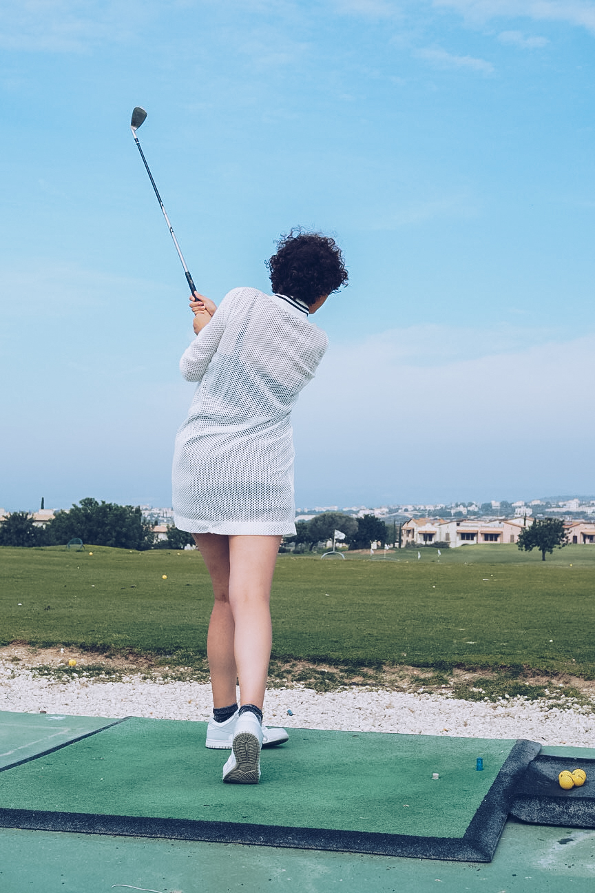 golf lesson in cyprus