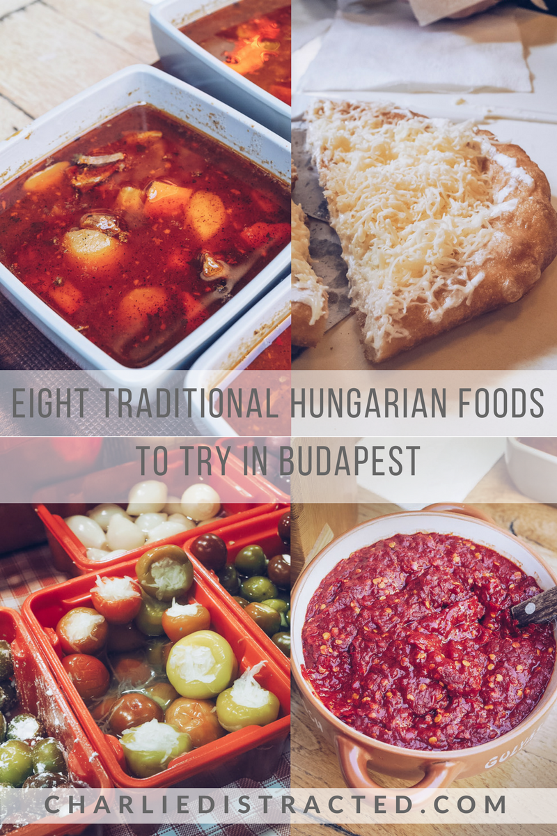 Eight Traditional Hungarian Foods to Try in Budapest (and Where to Find Them)