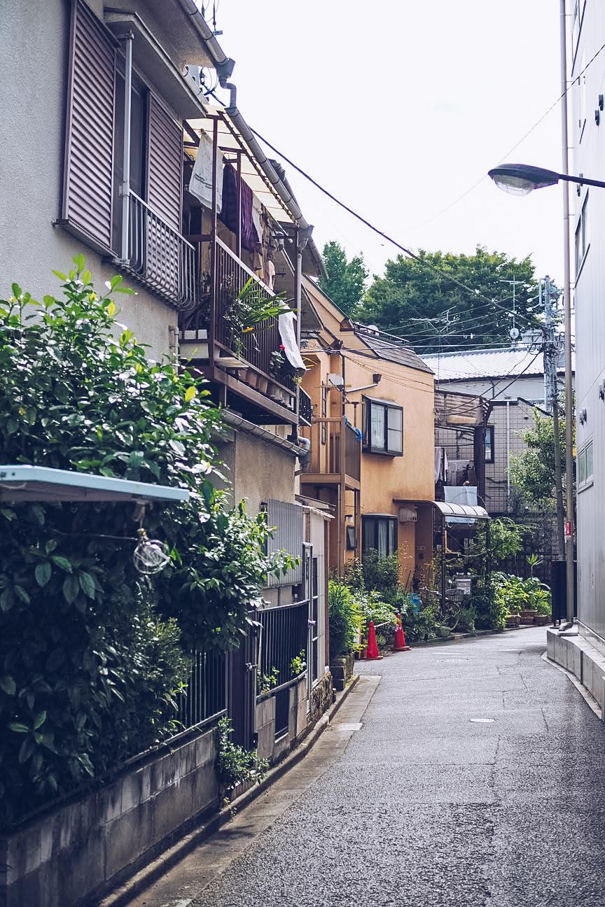 Old town Harajuku