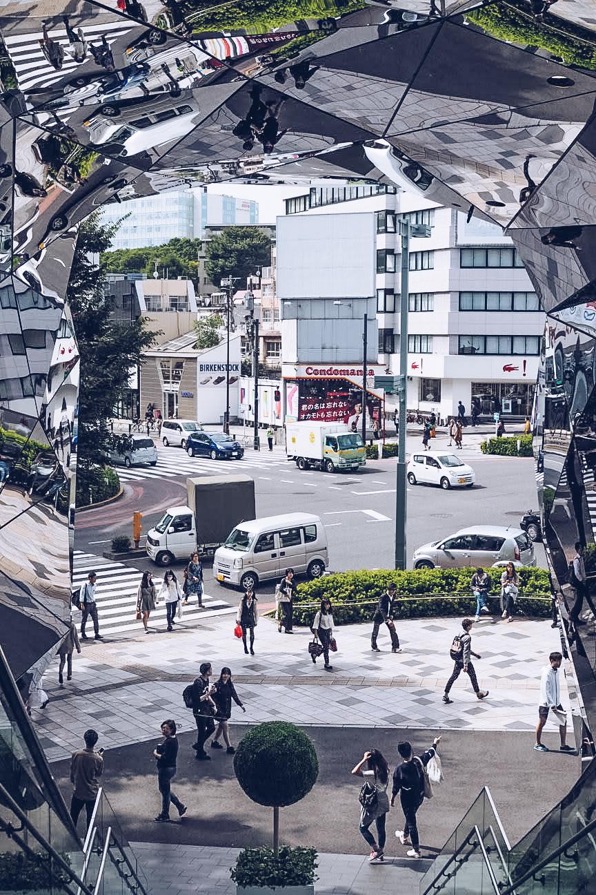 Tokyu Plaza Harajuku