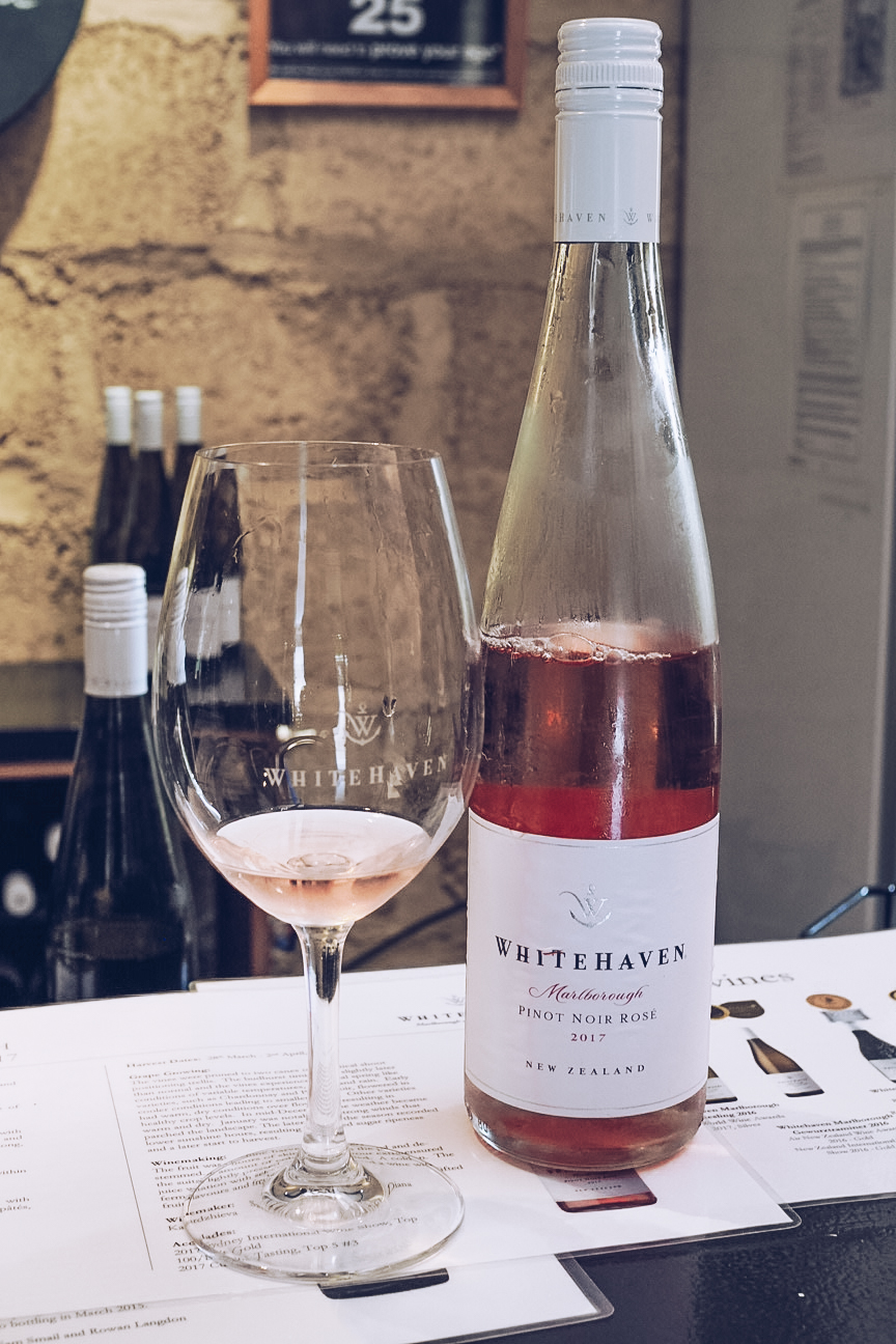 whitehaven wines pinot noir rose
