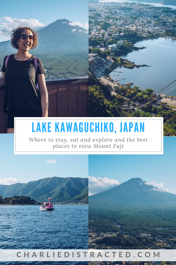 24 Hours in Lake Kawaguchiko - the Gateway to Mount Fuji, Japan
