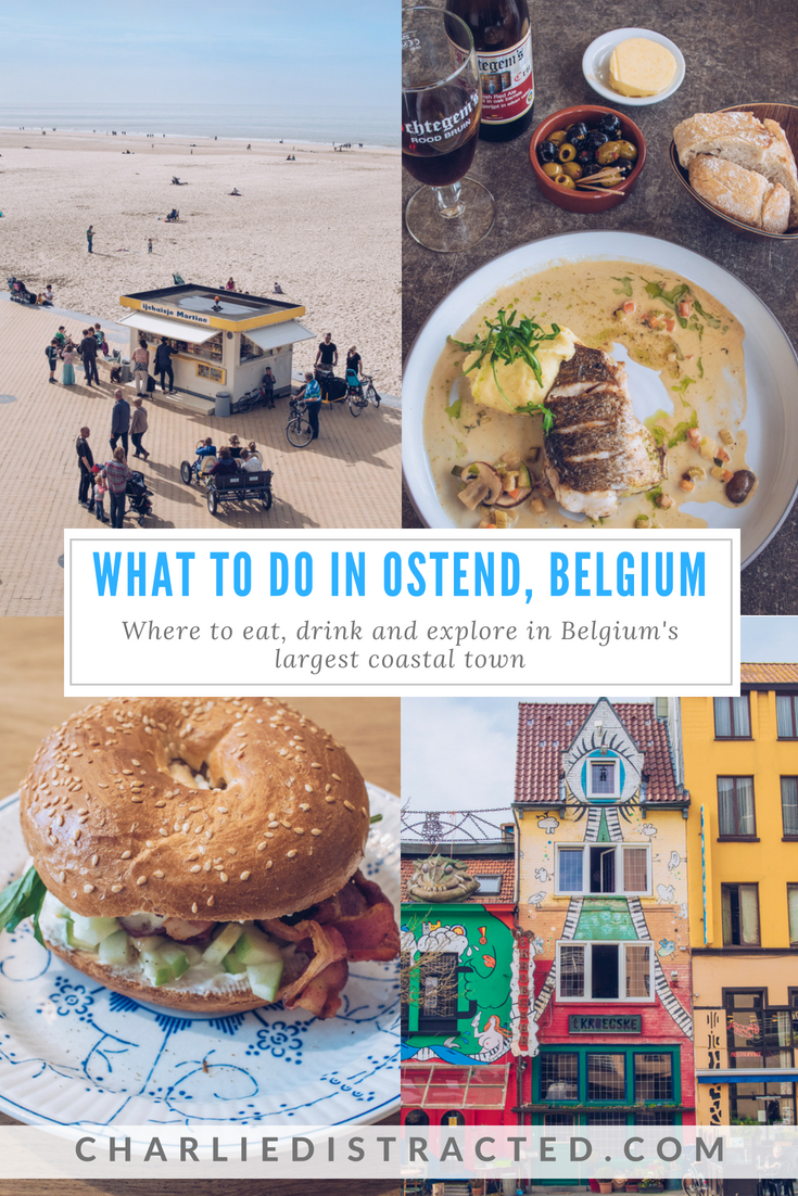 what to do in ostend, belgium