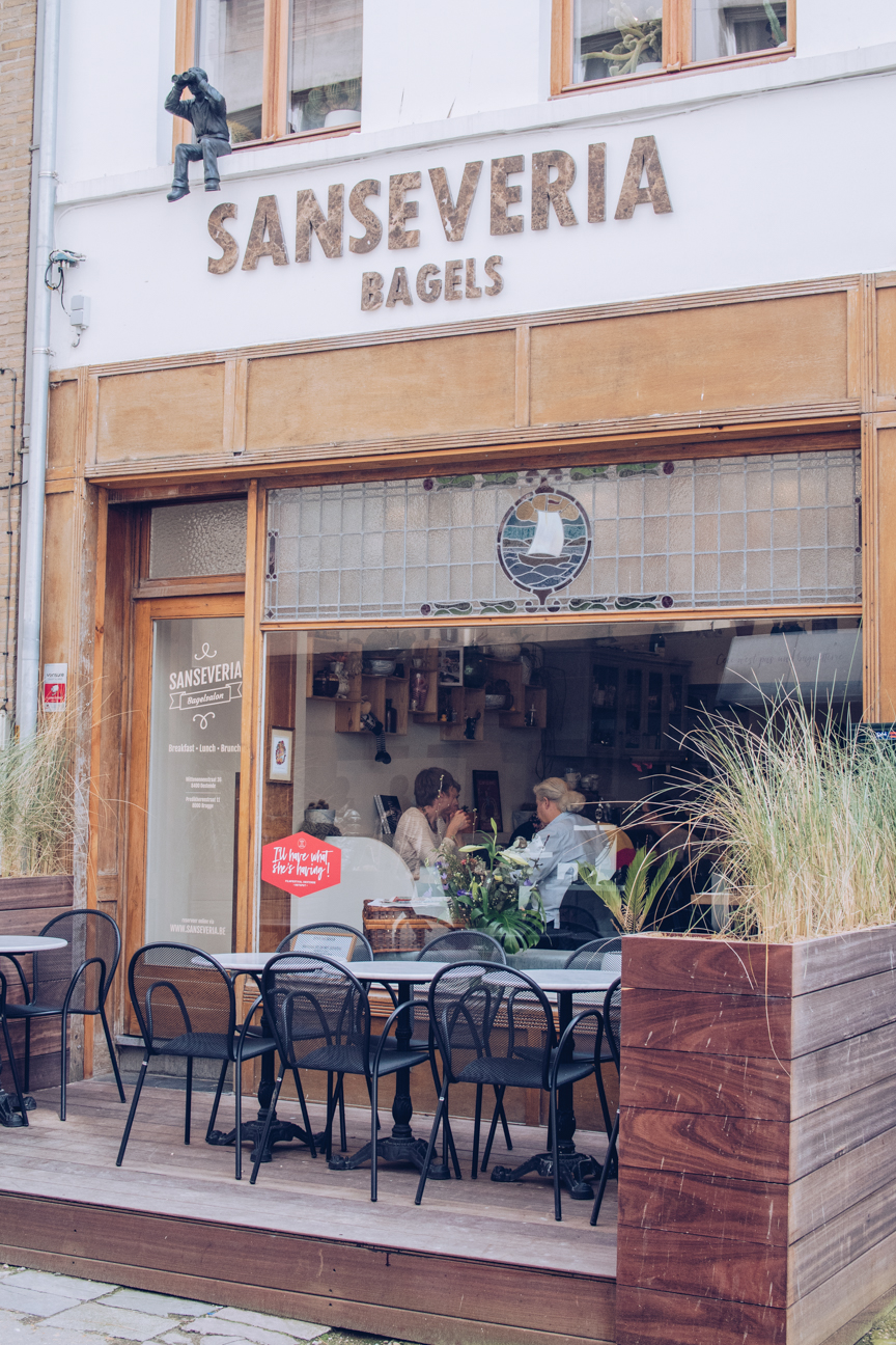 sanseveria bagelsalon, ostend