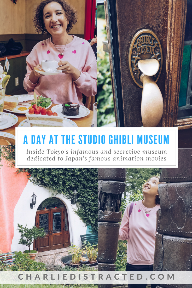 A Day at the Studio Ghibli Museum, Tokyo