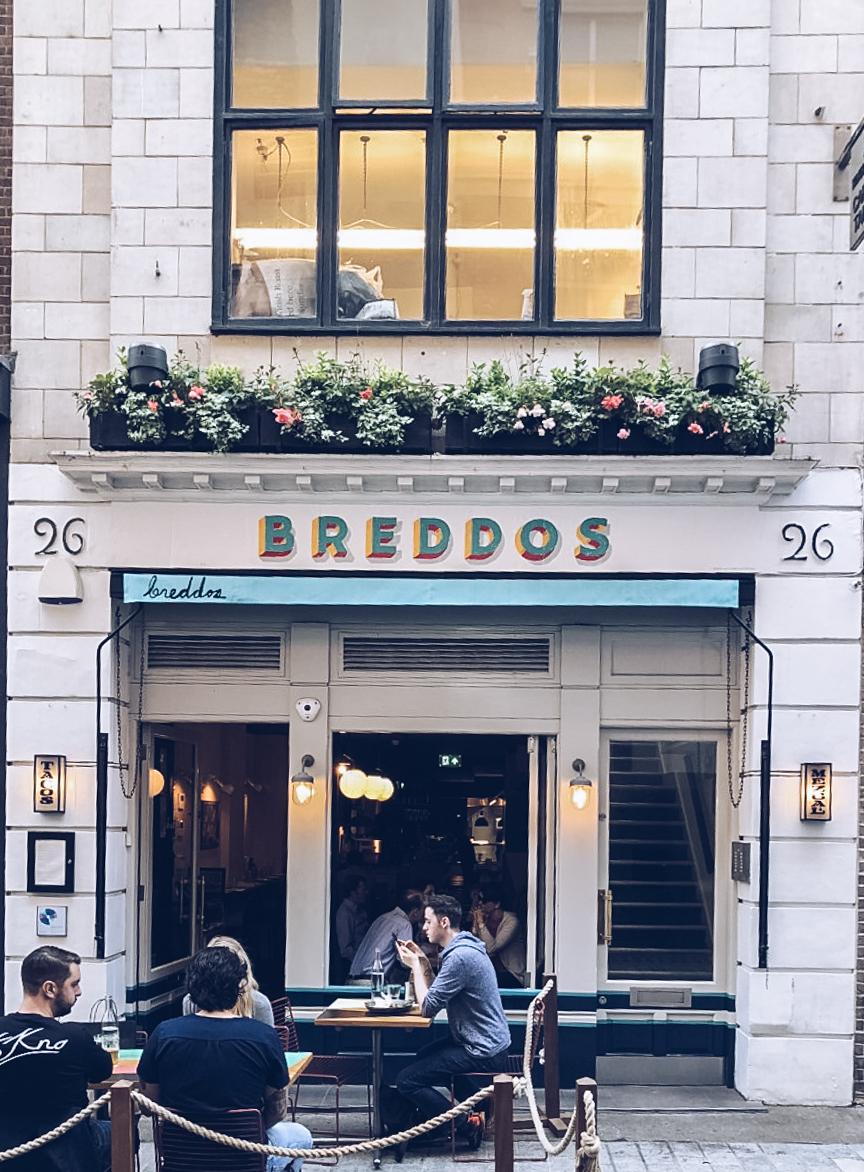 Breddos, Carnaby Street