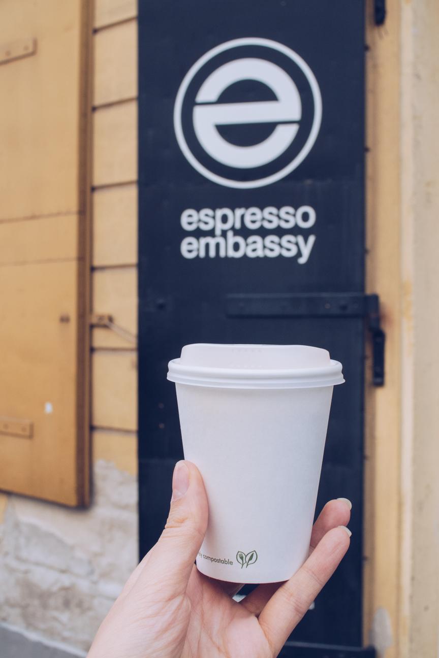 espresso academy in budapest