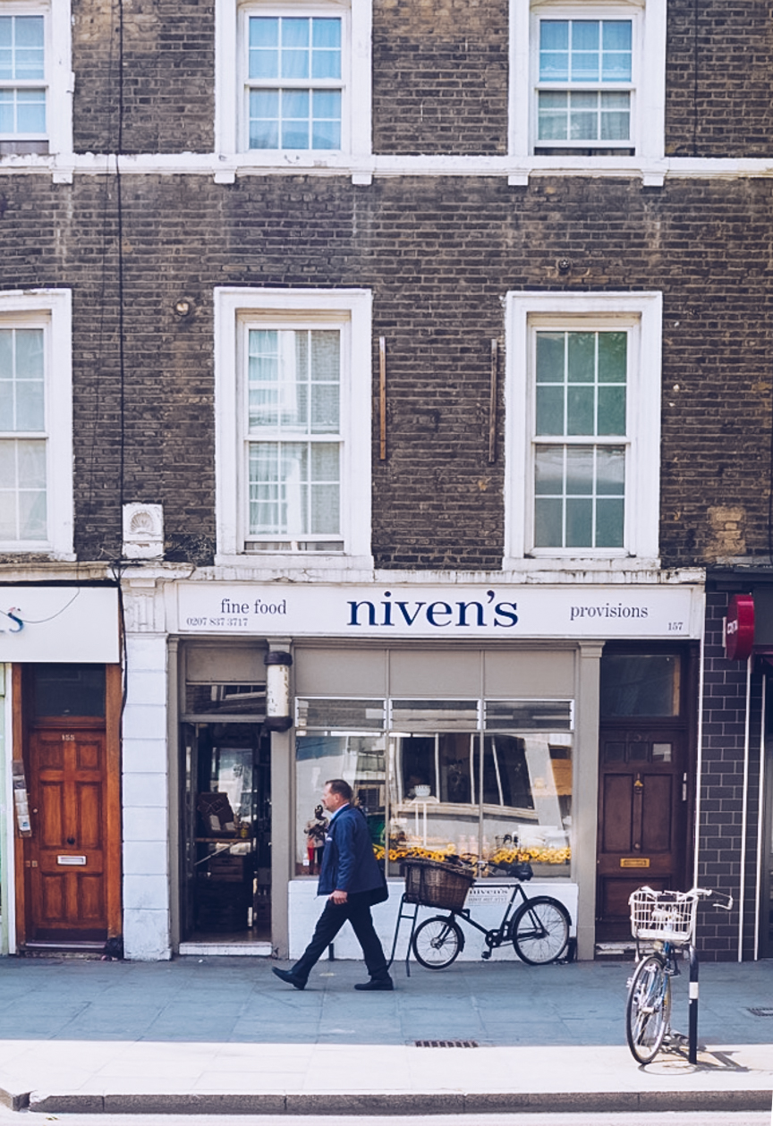 niven's kings cross
