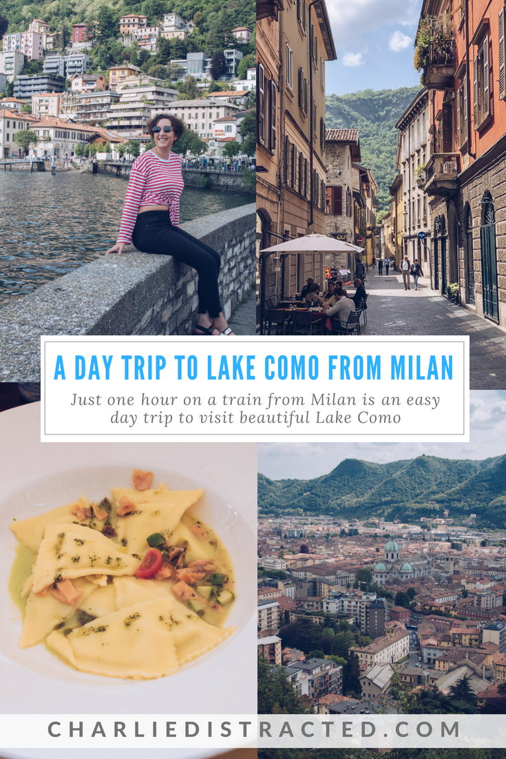 day trip from milan to lake como
