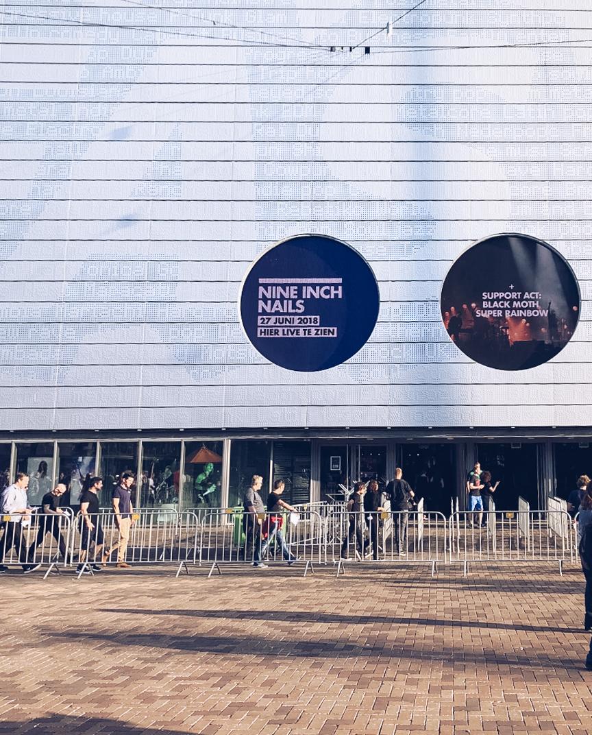 afas arena amsterdam