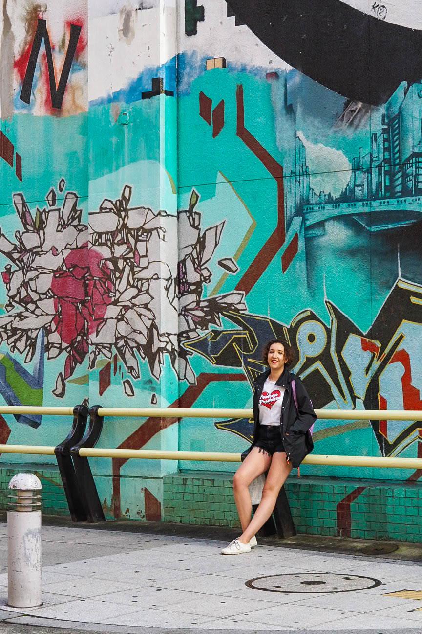 street art osaka