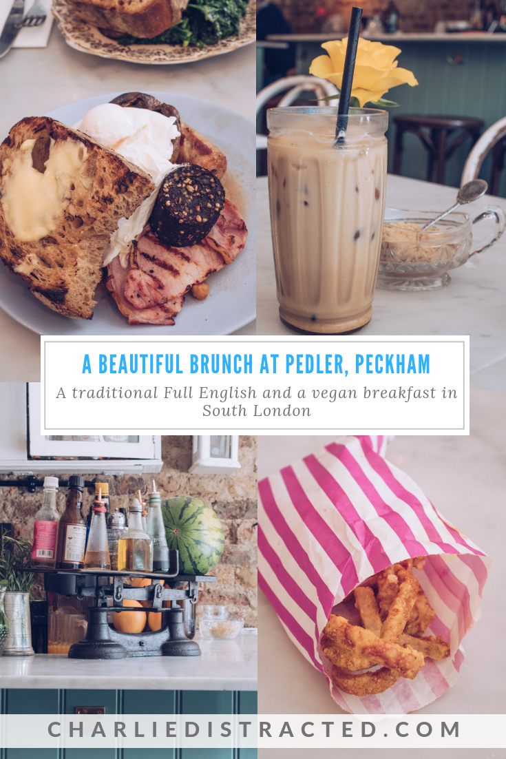 brunch in pedler peckham