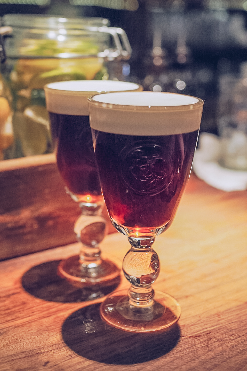 irish coffee dead rabbit nyc
