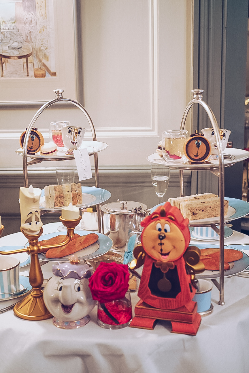tale as old as time afternoon tea