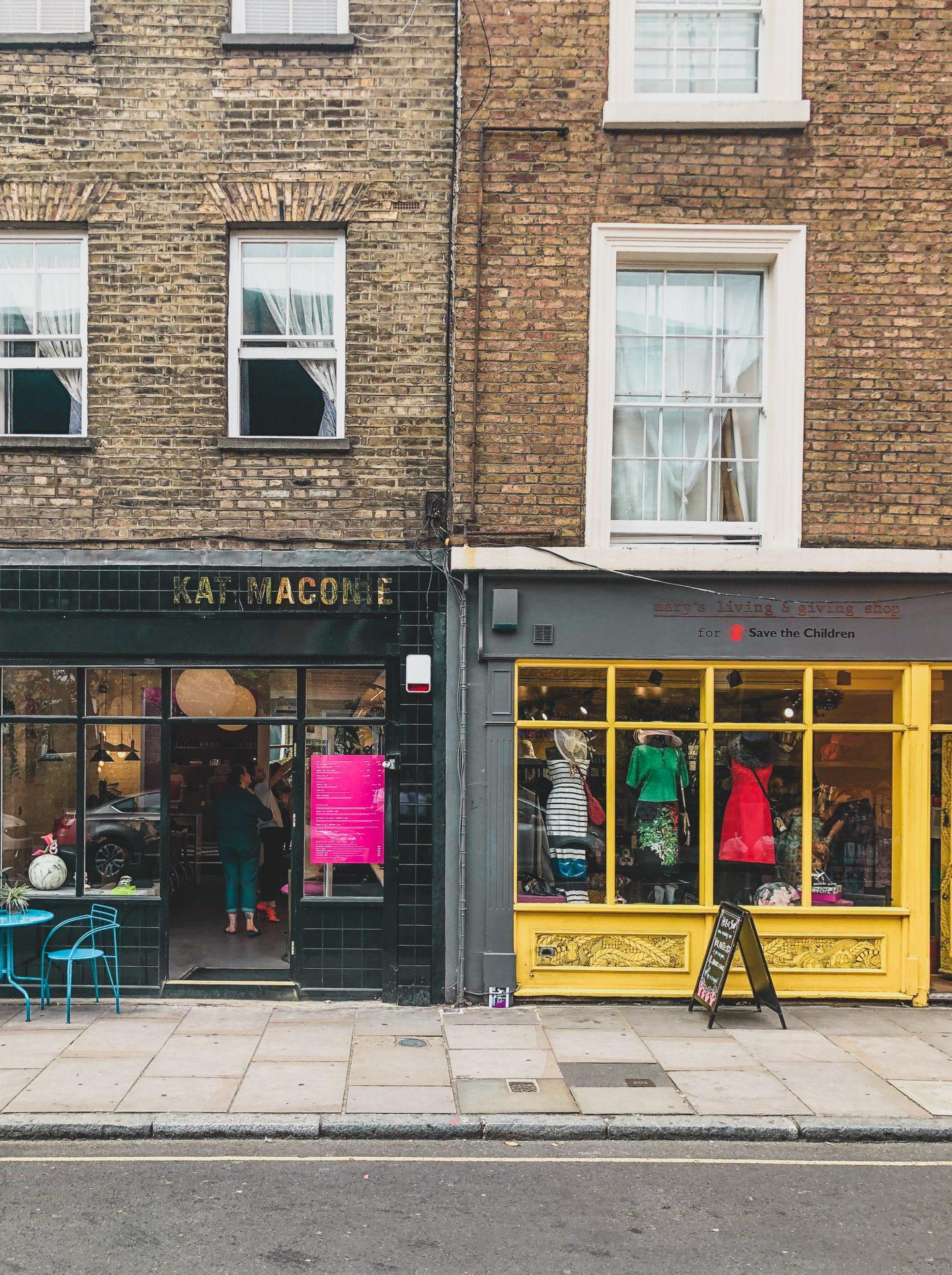 kat maconie bermondsey street