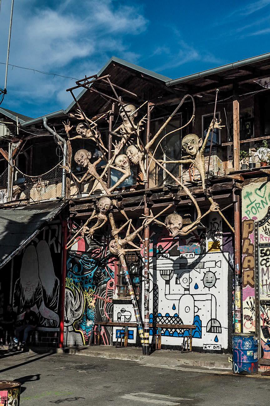 metelkova street art ljubljana