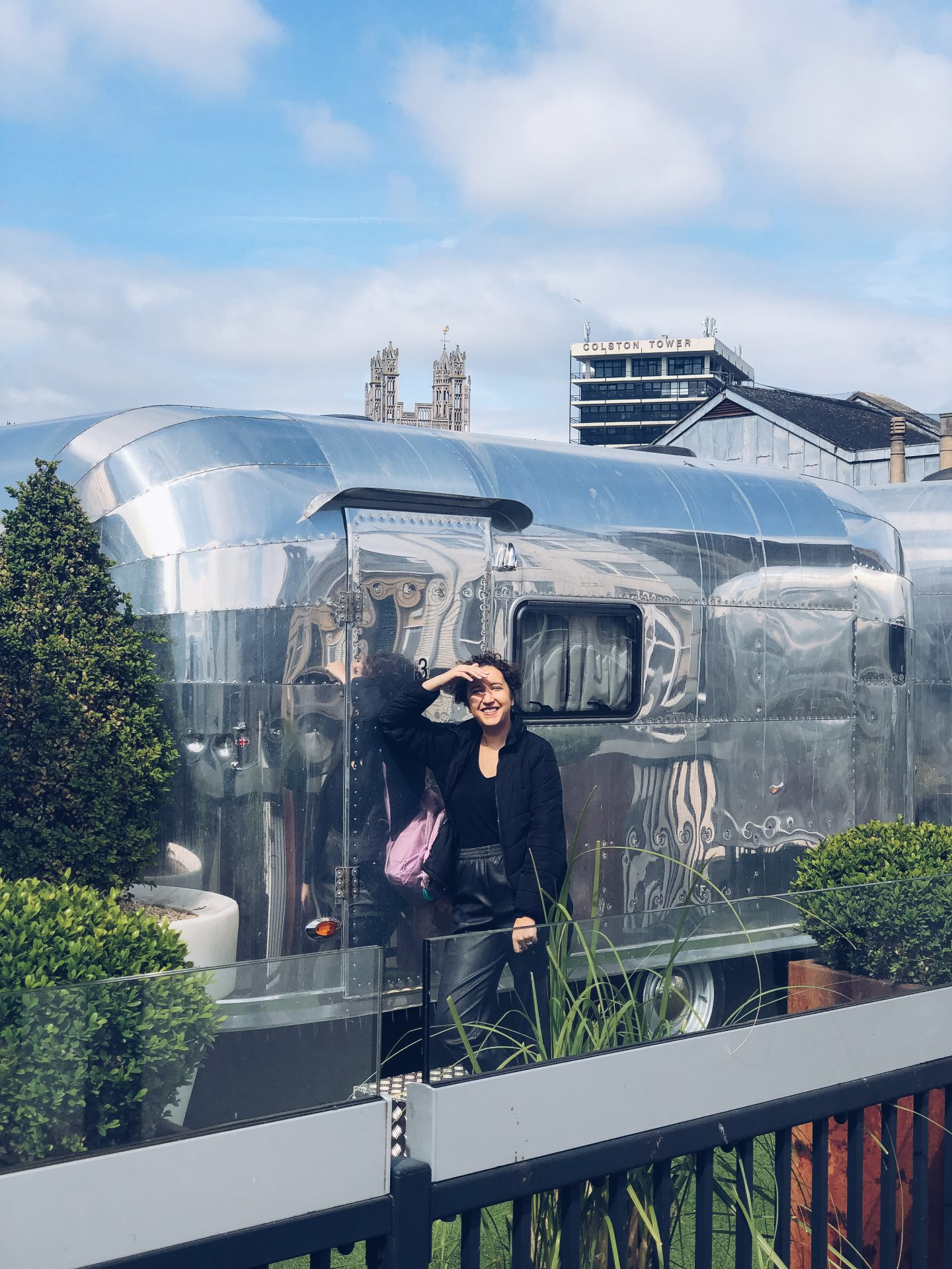 brooks guesthouse bristol caravan