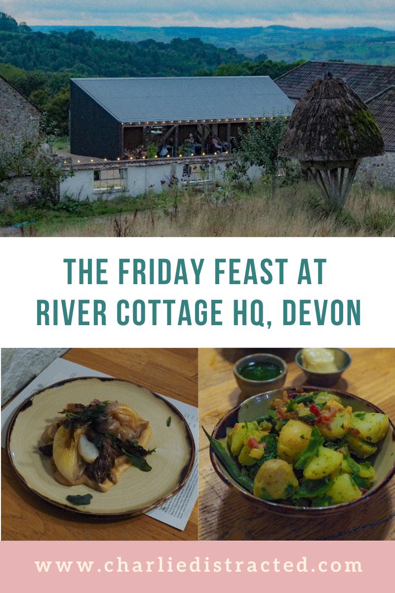 friday feast at river cottage review